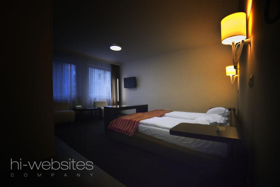 sesja zdjęciowa hotel